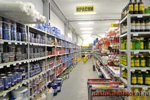 Магазин строительных материалов Домодедово