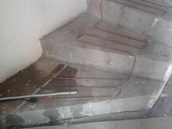 Теплые лестницы