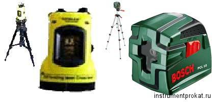 Купить лазерный нивелир, выбрать нивелир